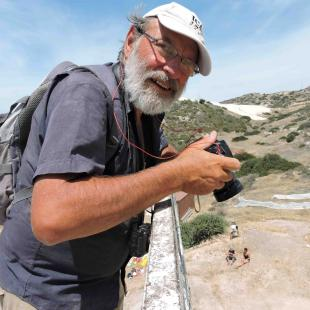 J.-D. Vigne, fouilles de Klimonas, 2016